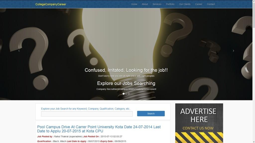 portfolio-Collegecompanycareer.com